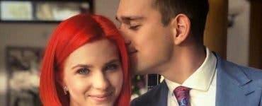 Cristina Ciobănaşu este însărcinată? Poza care o dă de gol pe tânăra actriţa