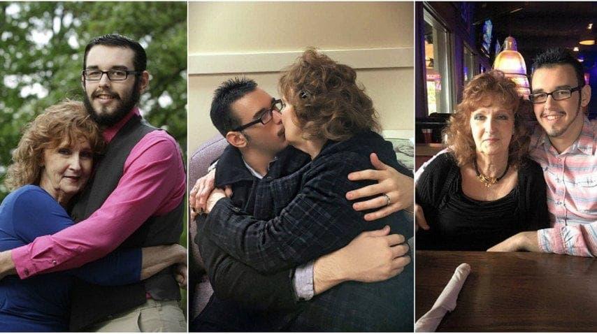 """El are 19 ani, ea 72, dar se iubesc la nebunie, s-au căsătorit și povestesc tuturor despre prima lor noapte de amor! Vor să afle toată lumea: """"Este o amantă…"""" Cazul care a uimit planeta. Ce se întâmplă la ei în casă zilnic. Imagini u"""