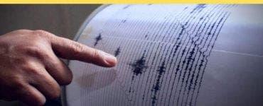 Cutremure în dimineața de Crăciun. Ce magitudini au avut seismele