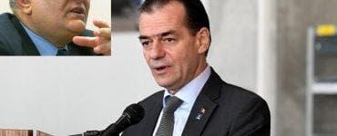 Ludovic Orban l-a demis pe preşedintele Casei Naţionale de Pensii