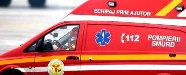 Zeci de copii de la un liceu din Arad au ajuns la spital din cauza substanței folosite la deratizare