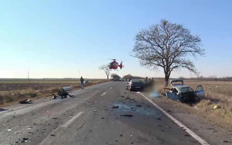Accident 25 ianuarie 2020