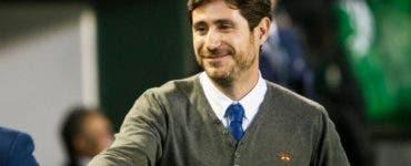 Antrenorul echipei Malaga, suspendat