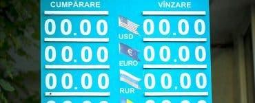 Curs valutar BNR 6 ianuarie 2020. Ce valoare are astăzi moneda europeană
