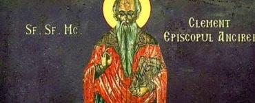 Calendar Ortodox 23 ianuarie 2020. Sfântul Mucenic Clement