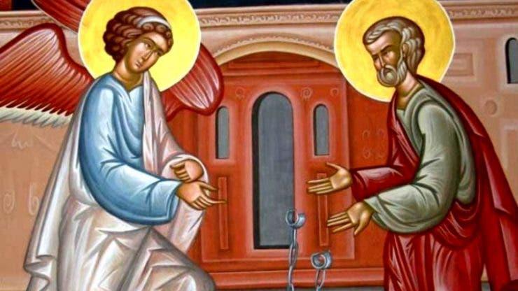 Calendar ortodox 16 ianuarie 2020. Cinstirea lanțului Sfântului Apostol Petru