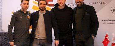 Cristian Săpunaru a rămas în Turcia
