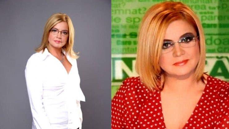 Cristina Țopescu, de nerecunoscut. Medicii de pe ambulanță nu au recunoscut-o pe jurnalistă