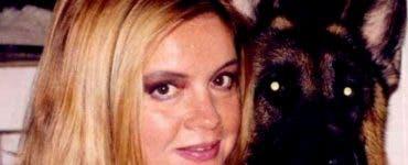 Cristina Țopescu a fost blestemată