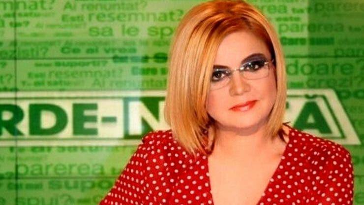 Cristina Ţopescu şi-a ameninţat vecinii! Vedetei i s-a făcut plângere la Poliție