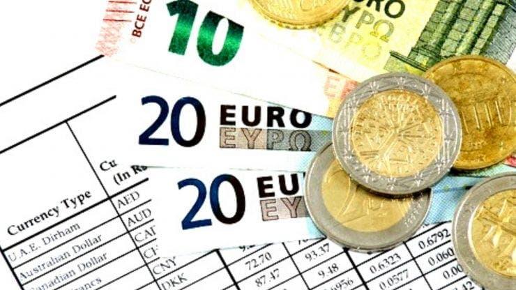Curs valutar BNR 23 ianuarie 2020. Ce valori au astăzi euro, dolarul și lira sterlină
