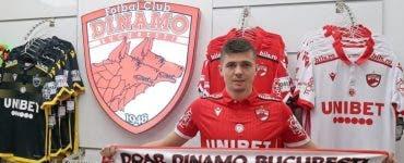 Dinamo a făcut primul transfer!