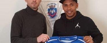 Eric de Oliveira a semnat cu FC Voluntari!