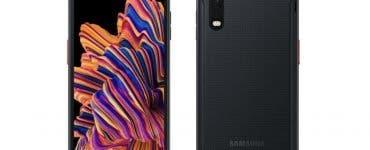 Samsung a lansat telefonul rezistent la apă. Cum arată noul Galaxy XCover Pro