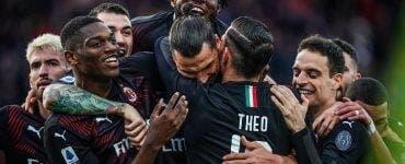 Ibrahimovic, reacţie în stilul caracteristic