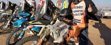 Mani Gyenes, lider la Malle Moto - Original
