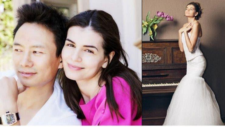 S-au căsătorit în secret! Monica Gabor a devenit doamna Pink!