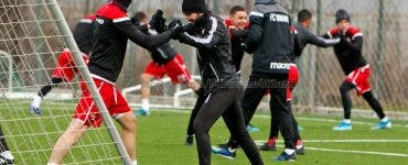 Prima victorie pentru Dinamo în amicale