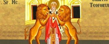 Calendar ortodox 29 ianuarie 2020. Ce sfânt este sărbătorit