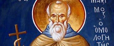 Calendar Ortodox 21 ianuarie 2020. Sfântul Cuvios Maxim Mărturisitorul