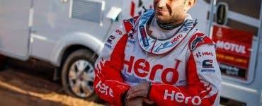 Un campion mondial a murit la Dakar!