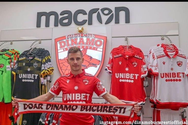 Dinamo a făcut al doilea transfer