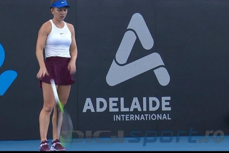 Simona Halep a ratat semifinalele la Adelaide