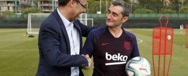 Valverde, out de la Barcelona