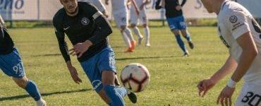 Viitorul – Partizan s-a terminat cu un scandal