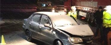 Accident grav cu 6 victime. Un TIR și un autoturism au fost implicate