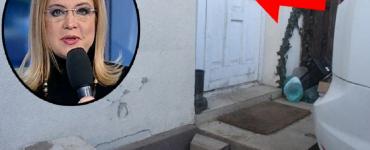 amprentele de pe ușa Cristinei Țopescu