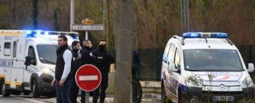 atac armat in paris