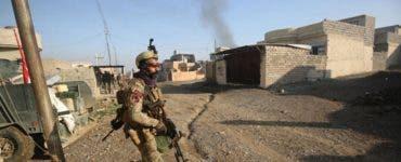 Un nou atac în Irak. Două rachete au lovit Zona Verde din Bagdad