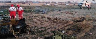 Avionul Boeing prăbușit în Iran. Cauza prăbușirii aeronavei cu 176 de persoane la bord