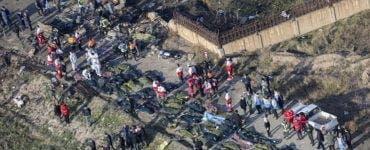 Premierul Canadei: Iranul a doborât avionul de pasageri prăbușit la Teheran
