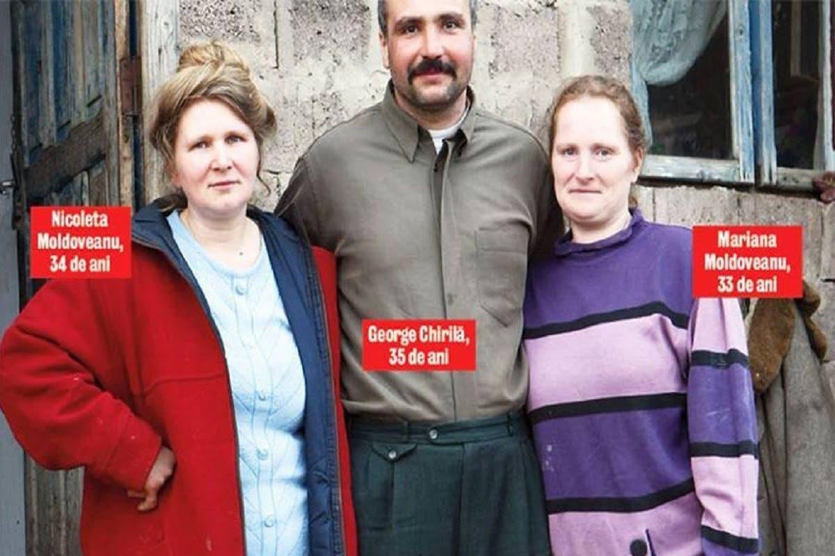 Fiica cea mare a românului care trăiește cu două surori RUPE tăcerea. E neașteptat ce a spus despre tatăl ei, George Chirilă