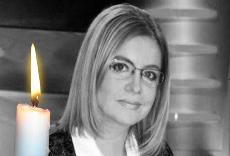 corpul neînsuflețit al Cristinei Țopescu