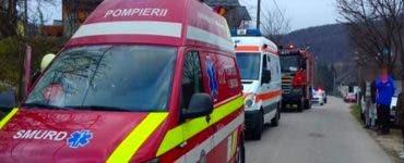 Tânărul electrocutat grav a fost transferat la Viena