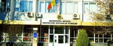 Un bărbat a fost găsit mort în parcarea Ministerului Muncii!