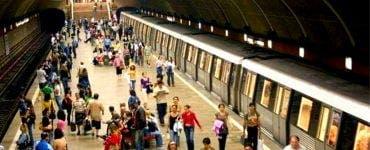 Incident grav la metrou. O persoană a fost înjunghiată în stația Iancului