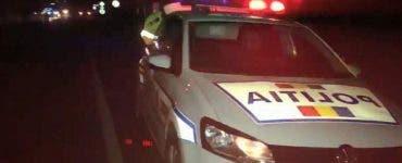 Accident groaznic în Timiș. O femeie a murit după ce a fost lovită în plin de mai multe mașini
