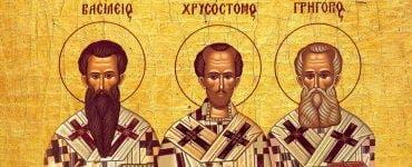 Calendar ortodox 30 ianuarie 2020. Sărbătoare mare de cruce roșie