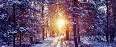 Prognoza meteo pentru 13 ianuarie 2020. Vremea se va încălzi