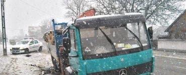 Accident mortal în Neamț! Trei copii au fost loviți de un autoturism