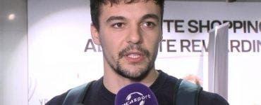 Adrian Petre a ajuns în România!