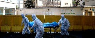 Bilanțul persoanelor decedate din Italia au ajuns la cinci. 219 de persoane sunt infectate cu coronavirus