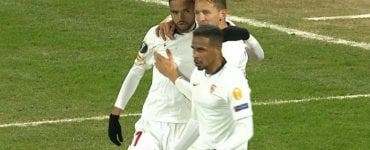 CFR - Sevilla 1-1