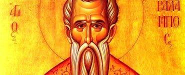 Calendar ortodox 10 februarie 2020. Sfântul Haralambie, apărătorul de boli