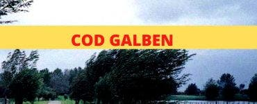 Cod galben în 29 de județe. Meteorologii anunță ninsori în multe zone din țară