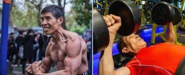 Cunoscutul bodybuilder chinez Qiu Jun a murit din cauza coronavirusului